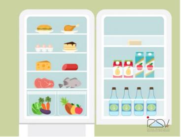 Conservare i cibi nel frigorifero Nutrizionista Genova