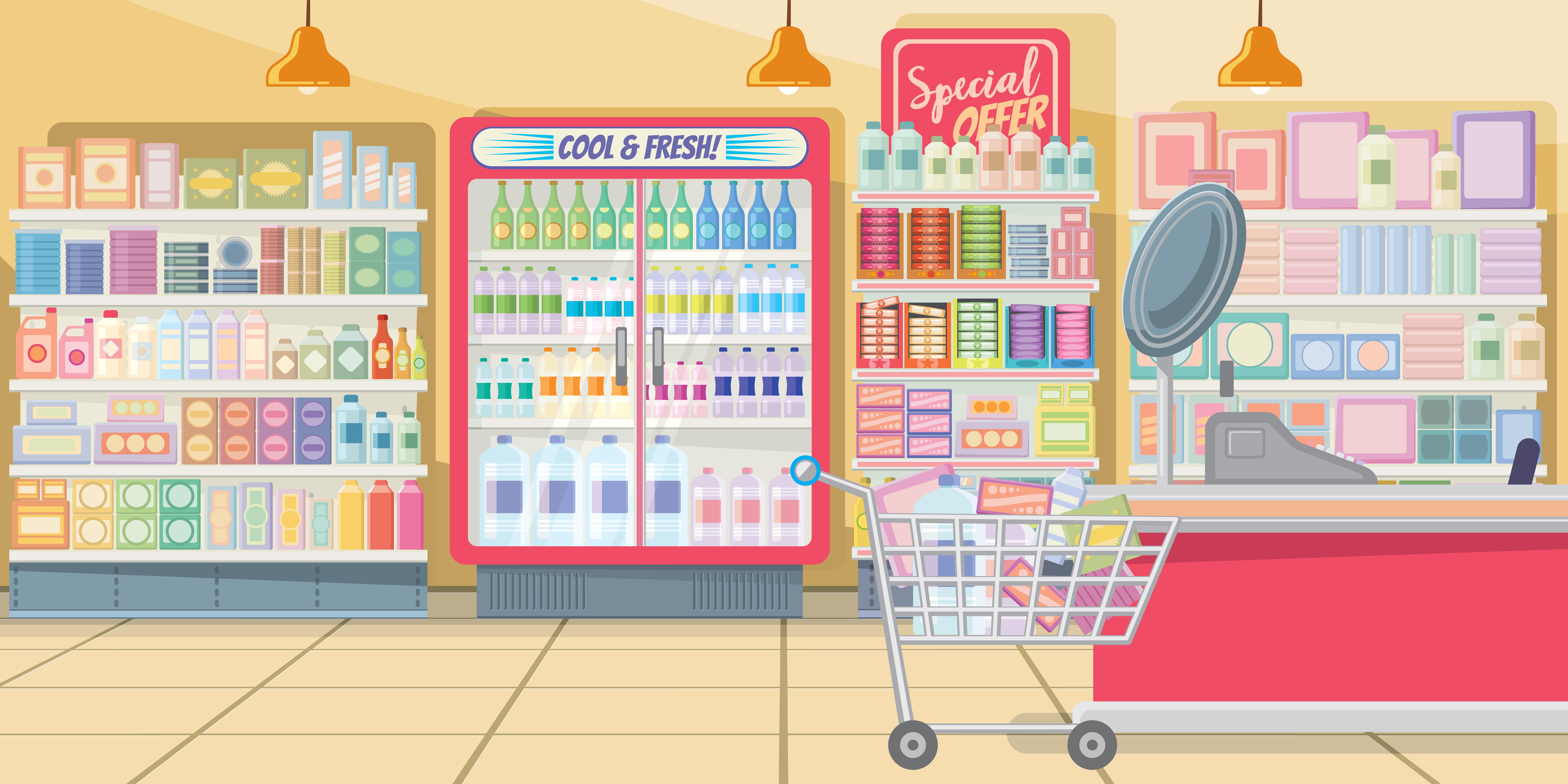 Cinque consigli per fare la spesa al supermercato